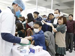 Đại học Công nghiệp Hà Nội tổ chức khám sức khỏe định kỳ cho Cán bộ viên chức năm học 2020